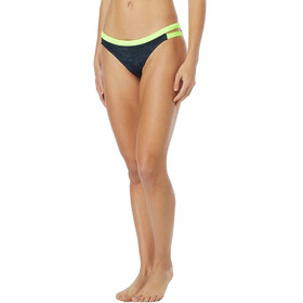 TYR Sandblasted Cove Bikinihousut Naiset, black